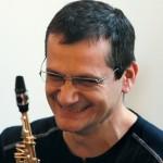 Cristian Soleanu – sax [tenor & bariton], clarinet